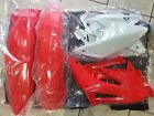 KIT PLASTICHE HONDA CRF X 250 300 2004 2005 2006 2007 2008 4 PZ COLORE ORIGINALE