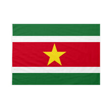 Bandiera da pennone Suriname 50x75cm