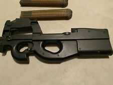 Airsoft p90 A&K used with 2 magazines