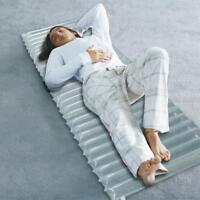 Outdoor Air Inflatable Cushion Mattress Travel Camping waterproof Sleeping Pad