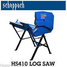 SCHEPPACH HS410 SWIVEL LOG SAW 240V 3HP