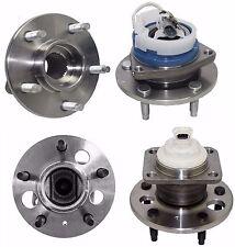 4 Pc Brand New Front & Rear Wheel Hub & Bearing Assembly BUICK CENTURY 2001-2005