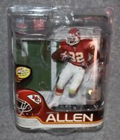 KANSAS CITY CHIEFS MARCUS ALLEN #32 NFL FOOTBALL SERIES 27 ACTION FIGURE