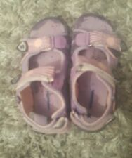 John Lewis Girls Sandals size Uk 12 (kids)