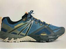 New NIB MERRELL Men MQM Flex Blue Wing Hiking Sneakers Shoes Size 10.5 M