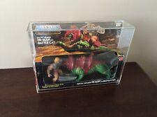 MOTU He Man Battle Armor He-Man And Battle Cat box Gift Set In brand New Case