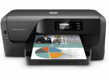 HP Officejet Pro 8210 A4 Wireless Colour Inkjet Printer - Black (D9L63A#A81)