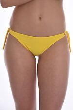 Bikini bottoms thong style thin tie side S M L XL 2XL 3XL TIARA GALIANO 100 Swim