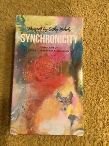 Synchronicity Oracle Deck by Cathy Nichols