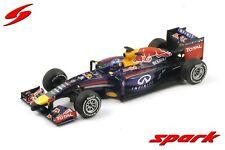 1:18 Red Bull Renault RB10 Vettel Australia 2014 1/18 • SPARK 18S135
