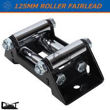 Heavy Duty 125mm 4 Way Roller Fairlead Winch ATV 4500LBS 10055