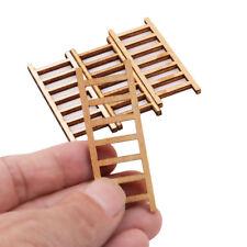 Dollhouse Miniature Garden DIY Craft Mini Stairs Figurine Ornament Gift OO