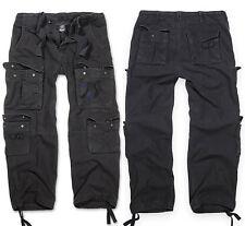 Brandit pure Vintage Trouser Black XL