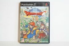 Dragon Quest VIII 8 PlayStation 2 PS PS2 Fair Japan Import US Seller
