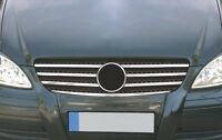 Mercedes Vito W639 2004-2010 Chrome Front Grill 7Pcs S.Steel