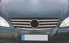Mercedes Vito W639 2004-2010 Chrome Front Grill 7Pcs S.Steel