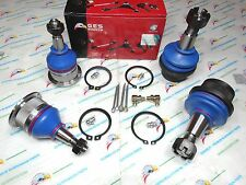 4PCS Front Lower & Upper Ball joint SUBURBAN ESCALADE AVALANCHE TAHO K6540 K6541