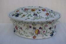 Royal Limoges By Towle Adriana Covered Cassarole Made In France Discontinued