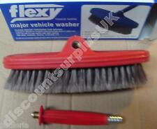 More details for listaflex flexy major vehicle carwash brush - 951/m - nylon bristles 40mm *rr35