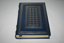 SIGNED Franklin Library CLOAK OF LIGHT Wright Morris LEATHER First Edition MINT