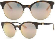 Versace Damen Herren Sonnenbrille VE4326-B 5148/4Z 53mm braun Aussteller 244 79