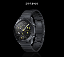 Samsung Galaxy Watch3 bluetooth SM-R840 45mm Titanium Strap 2020 NEW release