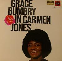 """Grace Bumbry IN Carmen Jones Webb Babb Welch Baptiste Kenneth Alwyn 12 """" LP h649"""
