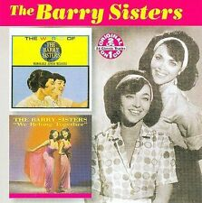 NEW The World Of The Barry Sisters / We Belong Together (Audio CD)