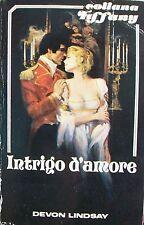 INTRIGO D'AMORE - D.Lindsay 1983