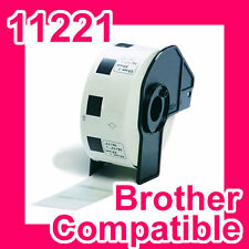 1 Roll of Compatible Brother DK-11221 23mm Square Label