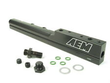 AEM High Volume Fuel Rail Honda 99-00 Civic Si & Del Sol 1.6L VTEC DOHC 25-103BK