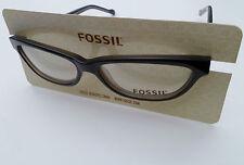 FOSSIL GLASSES FRAME BAKERSFIELD Black of2091001