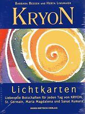 KRYON - LICHTKARTEN - mit St. Germain , Maria Magdalena & Barbara Bessen