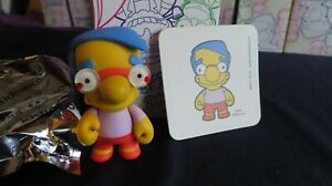 "Kidrobot The Simpsons ""Millhouse "" Series 2  1/20"