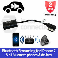Ctaad 1A2DP AUDI Q5 Q7 R8 TT A2DP adattatore di interfaccia di streaming Bluetooth iPhone 7