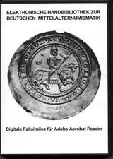 Electronic Reference Library for German Medieval numismatics: