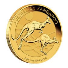 1 oz Gold Känguru 2018 - 15€ Rabatt ab 3 Stück