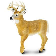 Whitetail Deer Buck Incredible Creatures Figure Safari Ltd NEW Toys Educational