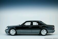 OTTO MOBILE MERCEDES BENZ W124 E60 AMG BLACK 1:18 LE 2000pcs OT131 Last One!!
