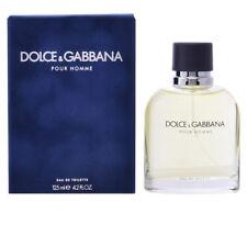 DOLCE & GABBANA POUR HOMME edt vaporizador 125 ml