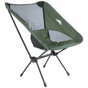 Trespass Lightweight Folding Camping Chair With Carry Bag