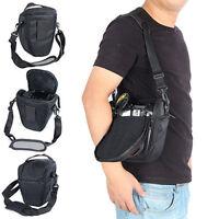 impermeabile custodia per fotocamera borsa a spalla zaino Canon Nikon Sony DSLR