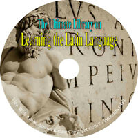 80 Books on DVD – The Ultimate Library on Learning the Latin Language