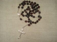 CHAPELET en ARGENT - Vintage French Rosary