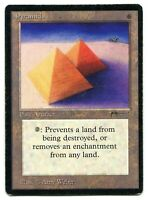 Pyramids - Played - MTG Magic the Gathering - Arabian Nights - 1993 - Old School