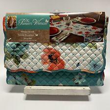 """Pioneer Woman Table Runner - Vintage Bloom - Reversible - 14"""" x 72"""""""