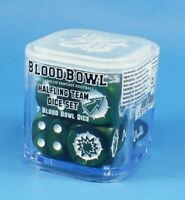 Hafling Team Dice Set - Blood Bowl - Warhammer AoS # 3B36
