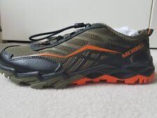 Merrell Hydro Run Water Shoe Black/Olive Size 4W
