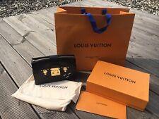 Louis Vuitton Trunk Clutch Epi Noire