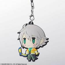 Square Enix Trading Rubber Strap 5 Cellphone Charm Final Fantasy XIII 13 Hope